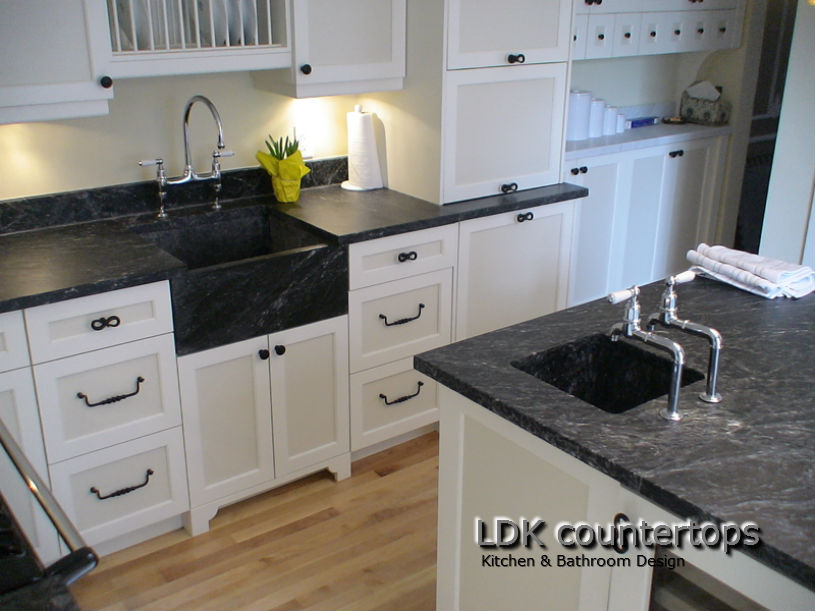 Soapstone Countertops Fabricators Chicago Il Ldk